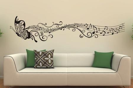 Come decorare un muro decoraci n de unas for Decorare un muro