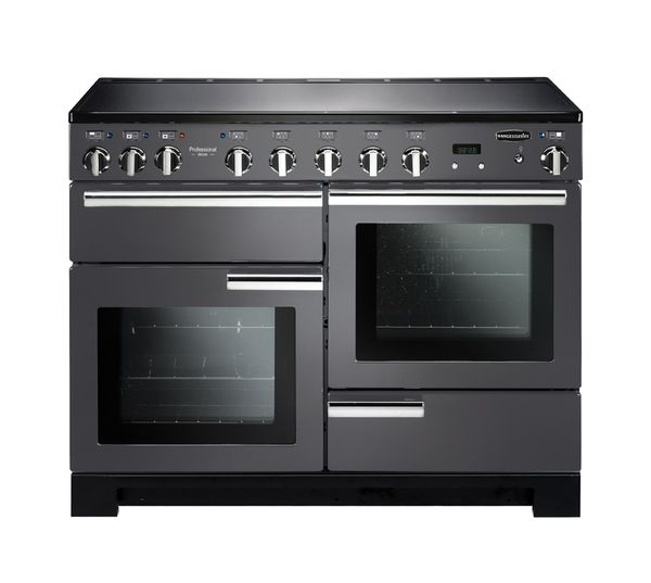 Rangemaster Professional Deluxe 110cm Induction Range Cooker from Kensington Domestic Appliances