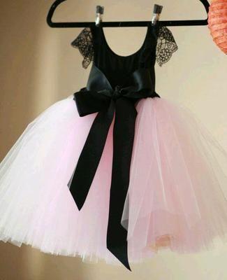 Outfits de tul para niñas