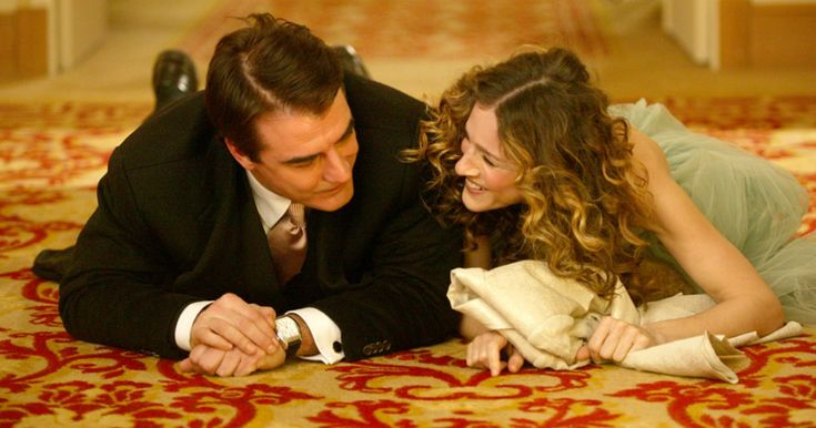 'Sex and The City' was supposed to have a completely different ending. Carrie Bradshaw wasn't supposed to be with Big.