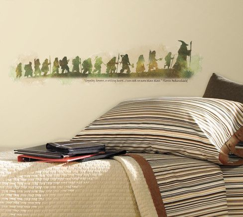 The Hobbit Quote Peel & Stick Wall Decals Wall Decal