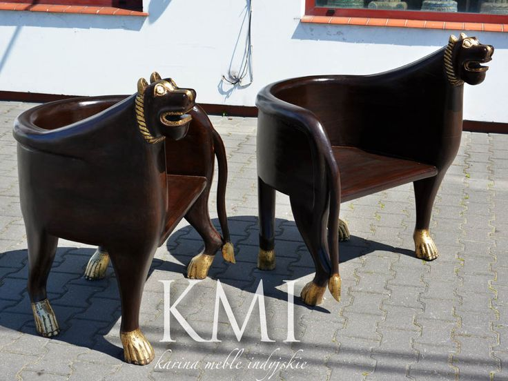 "komplet dwóch foteli ""Panther"""
