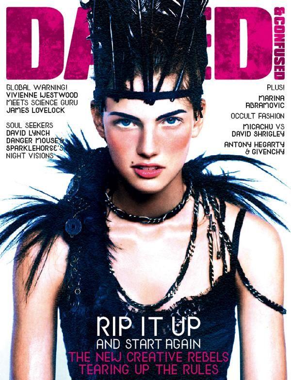 Dazed Magazine - Dazed