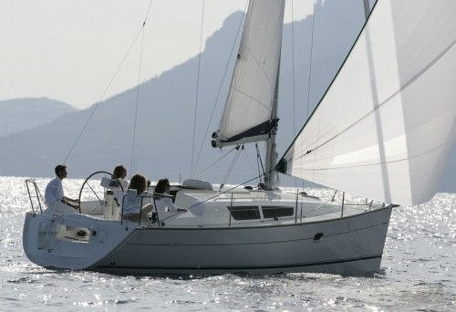 Book Jeanneau Sun Odyssey 32i (09.04. - 16.04.) Croatia Yacht Charter.