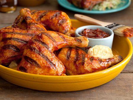 Курица гриль - Рецепты курицы гриль - Как правильно приготовить