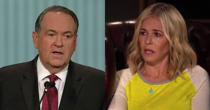 Mike Huckabee wasn't about to let the slander of his daughter go unchallenged, but his response wasn't what most expected.