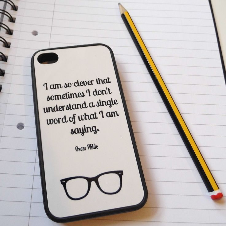 oscar wilde quote iphone emporium gifts for books lovers