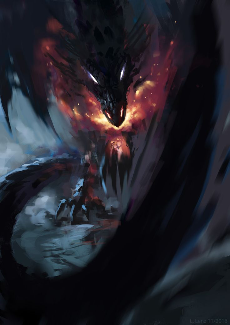 Dragon Sketch by Jasinai on DeviantArt