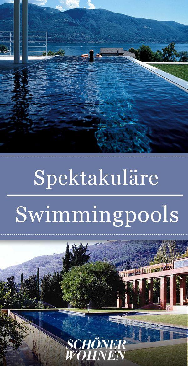 Swimmingpools Spektakuläre Erfrischung In 2019 Architektur