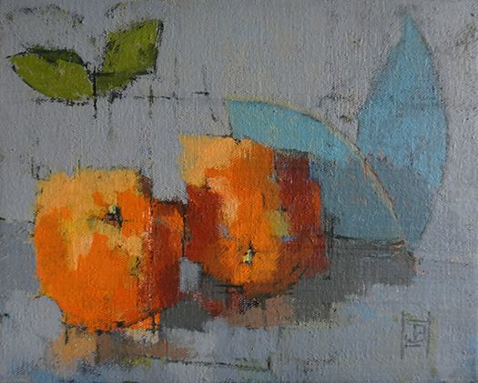 Oranges Jill Barthorpe