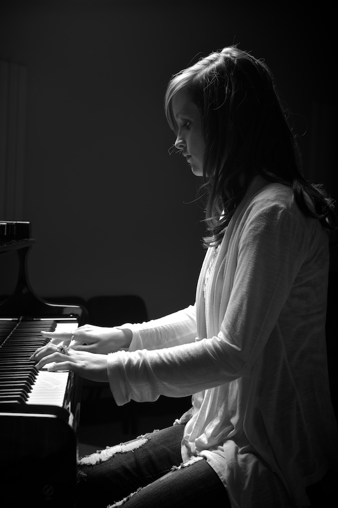 Words make you think a thought.  Music makes you feel a feeling.  A song makes you feel a thought. ~ E.Y. Harburgm