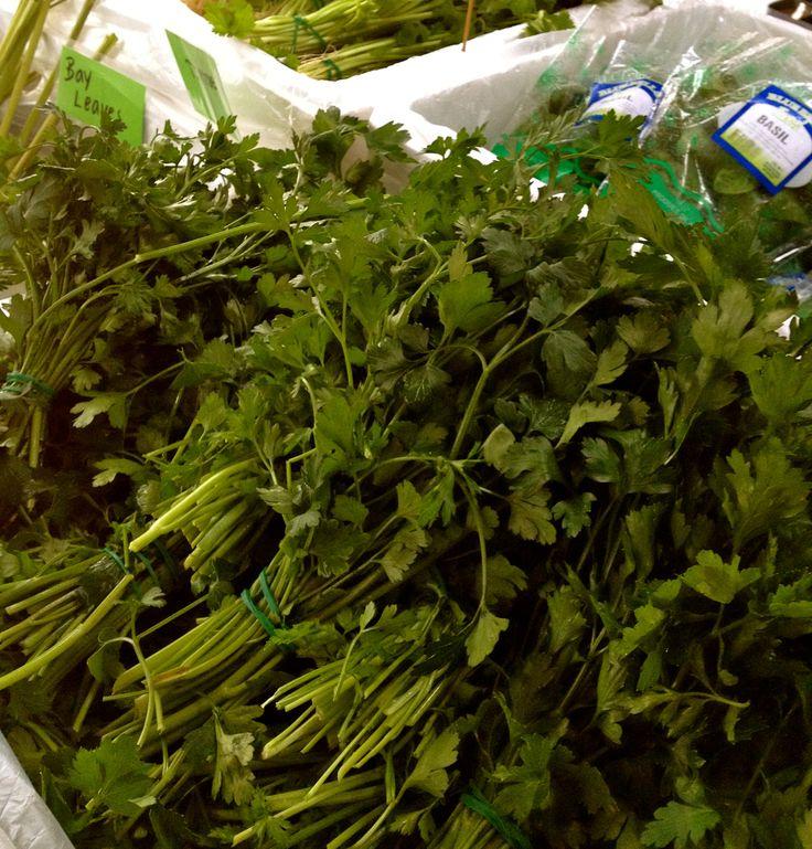Fresh herbs from Supafresh.