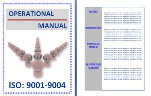 Operational Manual Template