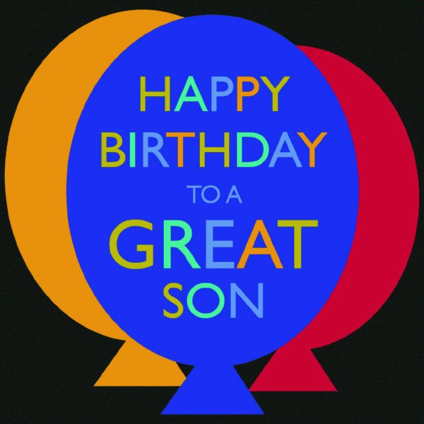 Download Beautiful Of Happy Birthday Son Images For Facebook In 2020 Birthday Wishes For Son Best Birthday Wishes Quotes 21st Birthday Wishes