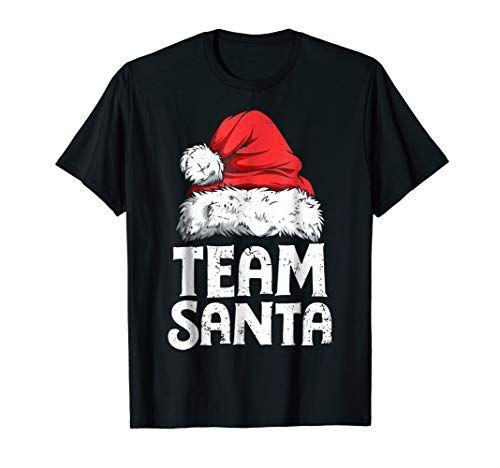 New Team Santa T shirt Christmas Family Matching Pajamas Tees. Christmas  Clothing   14.99  from top store topbrandsclothing 092d514e6