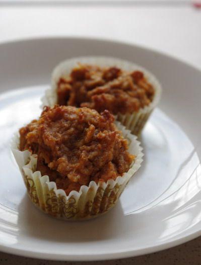 Ági főz: Sütőtökös-diós muffin - gluténmentes és tejmentes
