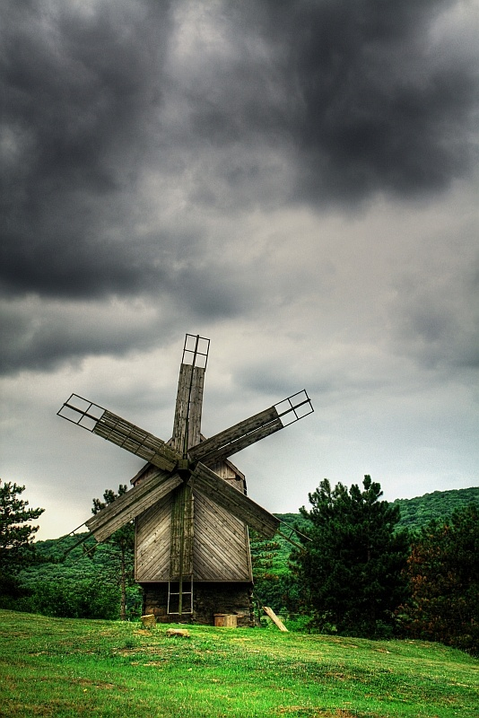 Dutch windmill sex position