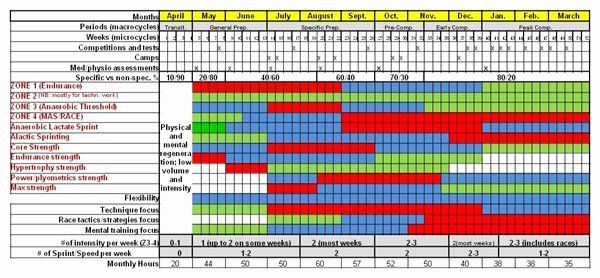 Training Plan Template Excel In 2020 Business Plan Template How