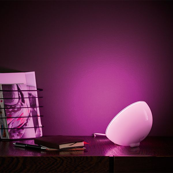 bedside table lamps with phillips hue