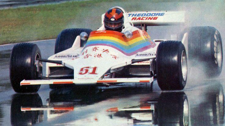 RAM (Williams FW07B) Theodore Racing