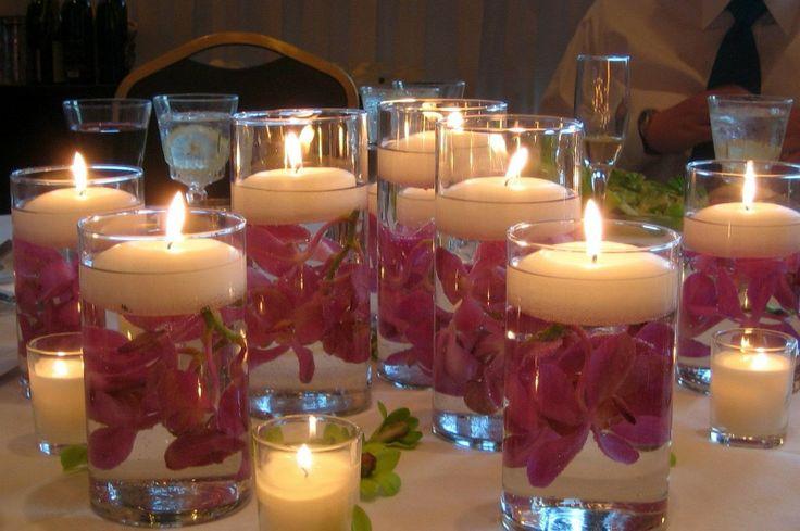 gothic center pieces | Hristina's blog: tulip wedding centerpieces