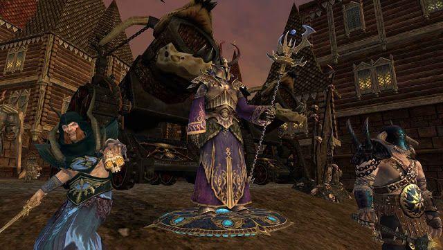 warhammer mmo screenshot
