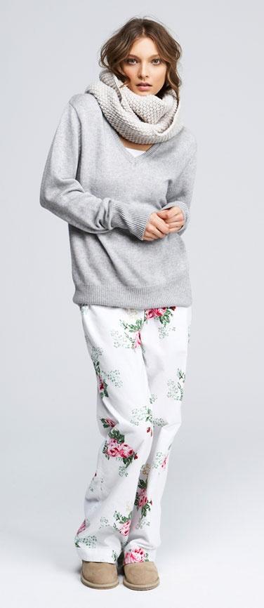 Wish Hush did longer length pyjama trousers!