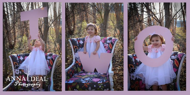 2 year old birthday shoot. Anna Deal Photography