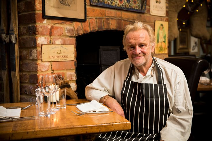 Chef profile - Antony Worrall Thompson #portrait #Bathphotographer #Bristolphotographer #chef #restaurant #headchef #kitchen #cuisine