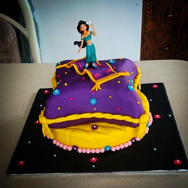 1000 Ideas About Jasmine Cake On Pinterest Princess
