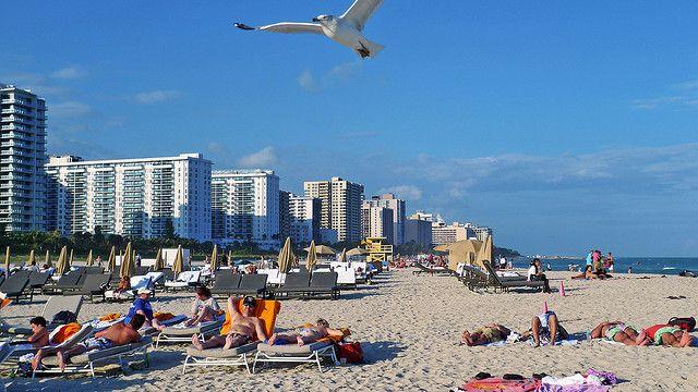 """miami beach III"" vía phileas_fog"
