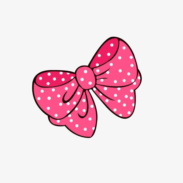Pink Polka Dot Bow Bow Drawing Pink Polka Dots Aesthetic Stickers