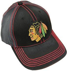 Blackhawks Logo Cooper Hat