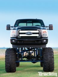 Ford Lifted Trucks  from approx 2010 through to 2012 Enjoy
