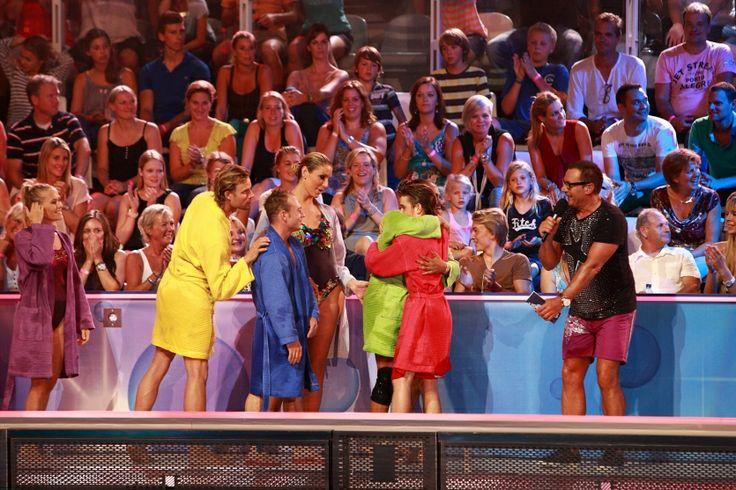 Foto's: Sterren Springen: Show 3 - Sterren Springen - SBS6