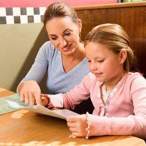 Best and Worst Kids' Menus | Kids' Menu Choices | CookingLight.com