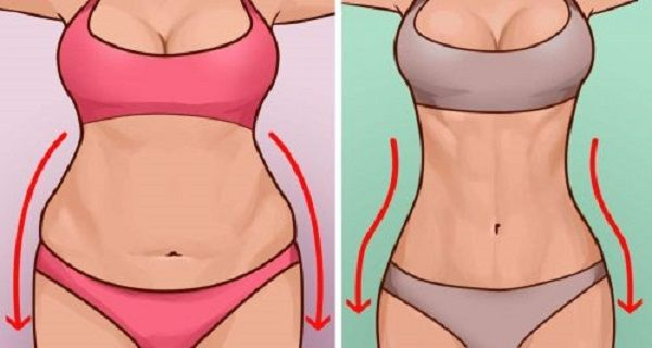 Don't use this more than 4 days: This mix of Ingredients will Help you Lose 4KG and 16cm Waist in just 4 days