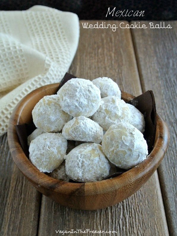 The simplicity of Mexican Wedding Cookie Balls makes them accessible to everyone - out of their own oven.