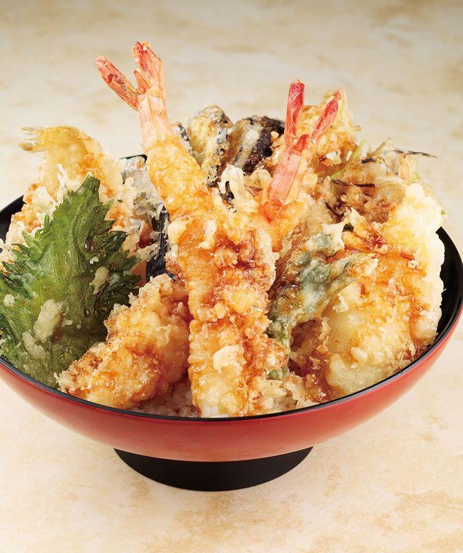 REBLOGGED - 天丼。Tendon.