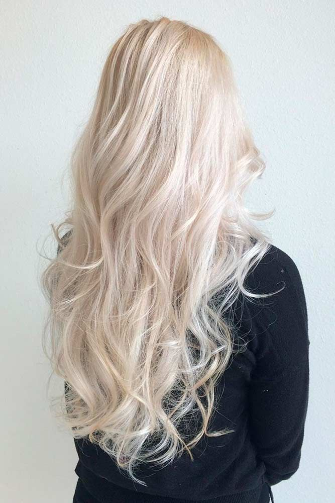 18 White Blonde Hair Ideas To Try Out
