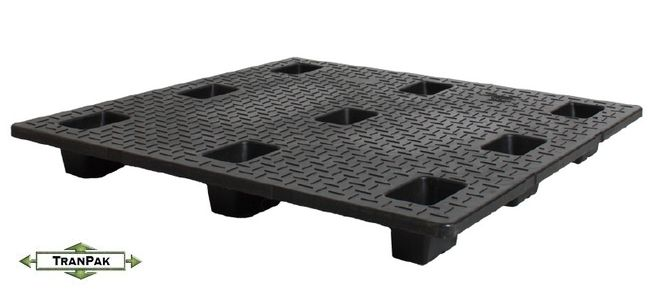 Kangaroo 48x48 Plastic Pallet for export and shipping
