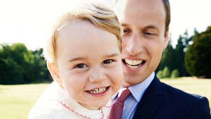 Маленький секрет воспитания, которому нас научил принц Уильям
