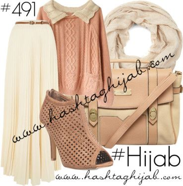 Hashtag Hijab Outfit #491