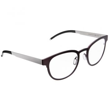 Ah Gary Oldman. Even playing a bad guy, his cunning, compelling and incredibly unpredictable personality keeps us riveted to the screen. So it should come as no surprise that we dedicated our OLDMAN frames to such a mega talent. The classic panto style is revisited with a modern twist in this unisex style. A strong, streamlined look with character in killer colour combinations appealing to young and old (wo)men with panache. Raw industrial meets exclusive when warm mat clay gray combines ...
