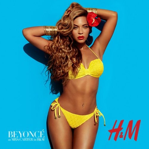 beyonce for h