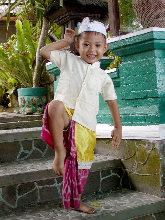 Striking a Pose - Bali Style by Linda Hudson on 500px
