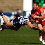 Ben McGlynn, Geelong Cats, Joel Corey, Sydney Swans