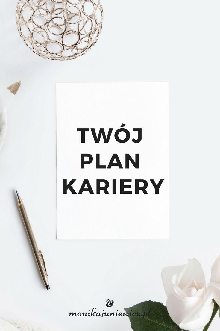 Podobno ludzie poświęcają więcej czasu na planowanie wakacji, niż na planowanie swojego życia, nie wspominając już o karierze. Niestety skutkuje to tym, że w pewnym wieku łapiemy się na tym, że nasza praca nie daje nam satysfakcji, a kariera dryfuje w nieznanym kierunku. Czy znajdziesz chwilę na zaplanowanie kilku działań dzięki którym odzyskasz kontrolę nad swoim życiem zawodowym? Przygotowałam dla Ciebie Plan Kariery, żeby ułatwić Ci to zdanie.