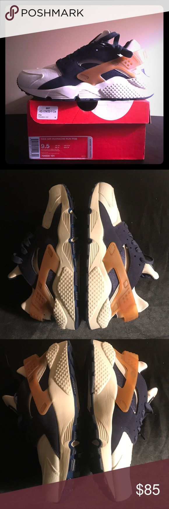 Nike Air Huaraches Run PRM ♨️New Nike Huaraches, never seen the light of day, probably the hottest Nike on the market. Never Worn or even Tried on. Nike Shoes Sneakers