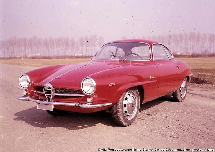 1962 Alfa Romeo Giulia